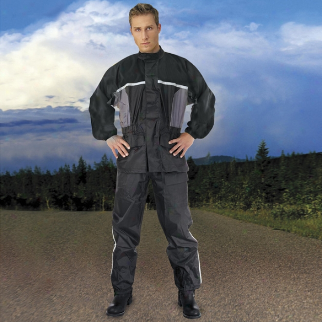 Hifh N Dry Two-piece Rainsuit