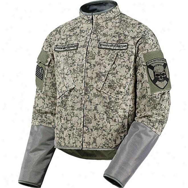 Hooligan Operator Jacket