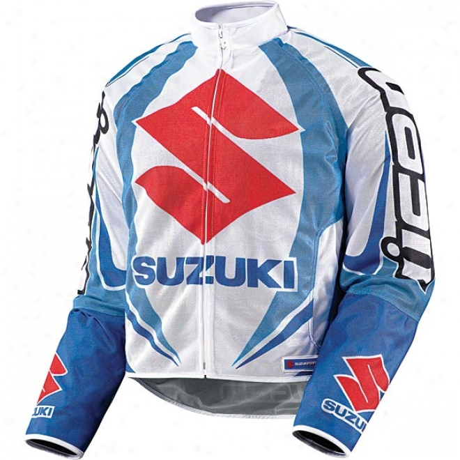 Hooligan Suzuki Jacket