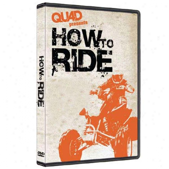 How To Ride Dvd