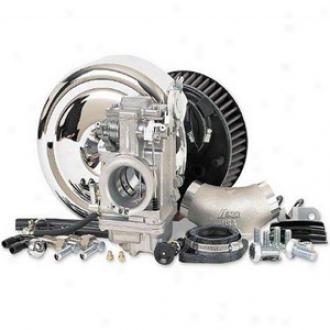Hsr45 Smoothbore Carburetor Kit