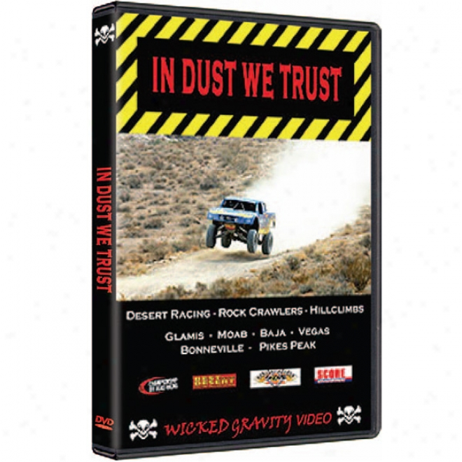 In Dust We Trust Dvd