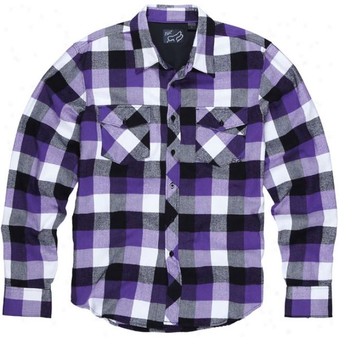 Indecizion Flannel Shirt