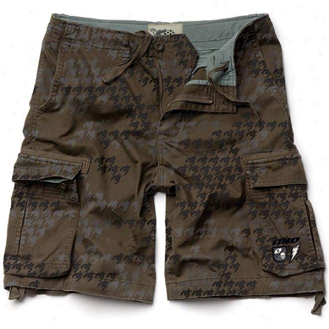 Infantry Cargo Shorts