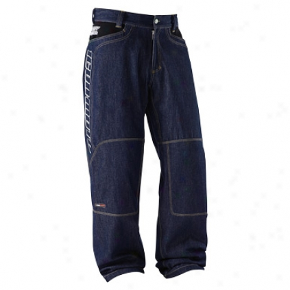 Insulated Denim Pants
