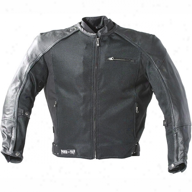 Intercooled Jacket
