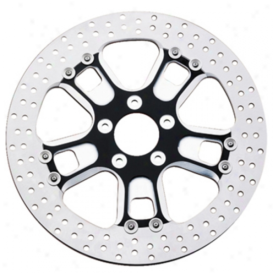 Judge 13 Two-piece Front Brake Rotor