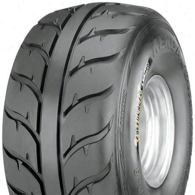 K546 Speed Racer Rear Tire