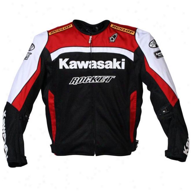 Kawasaki Replica Mesh Jerkin