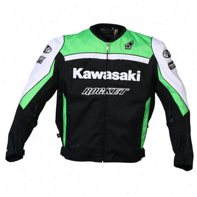 Kawasaki Replica Supersport Jacket