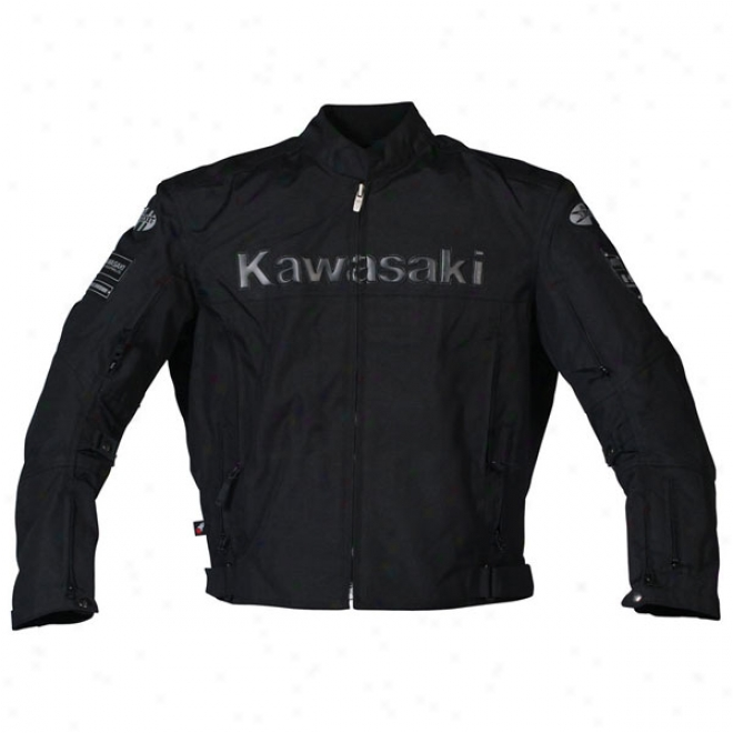 Kawasaki Zx Textorial Jacket