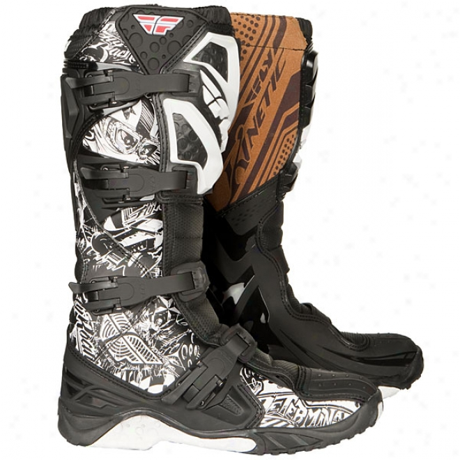 Kinetic Mx Boot