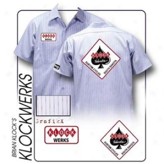 Klock Werks Shop Shirt