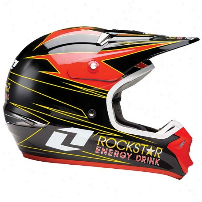 Kombat Rockstar Energy Replica Helm