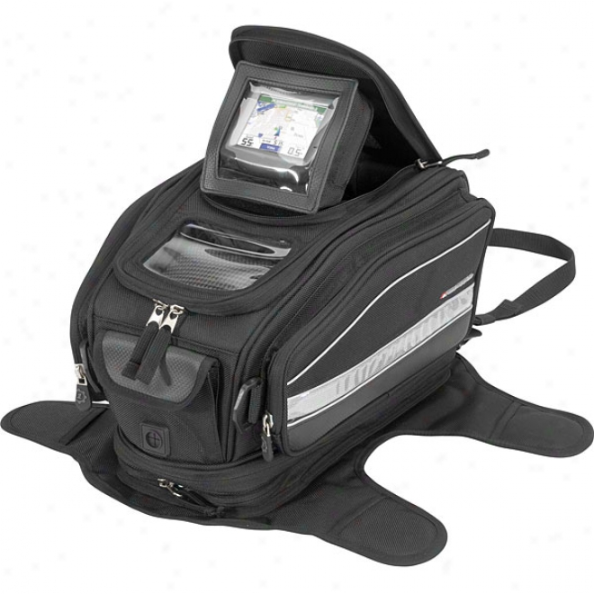 Laguna Gps Tank Bag With Backpack