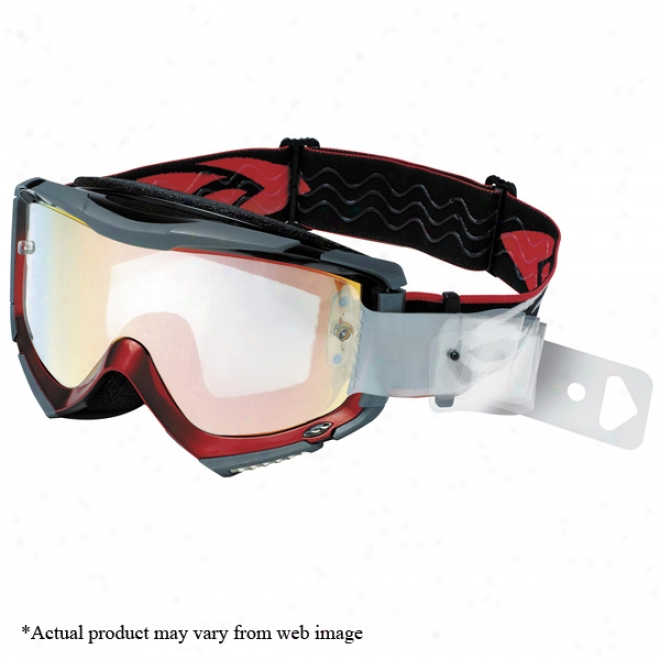Laminated Tear-offs For Piston Goggles
