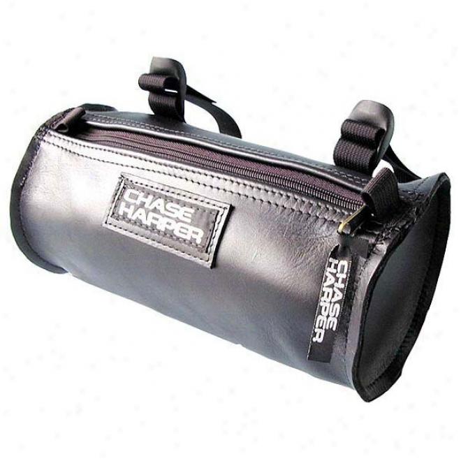 Leather Barrrl Bag