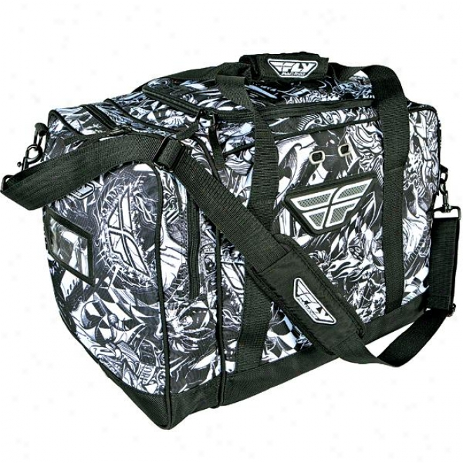 Limited Edition Carry-on Duffle Bag