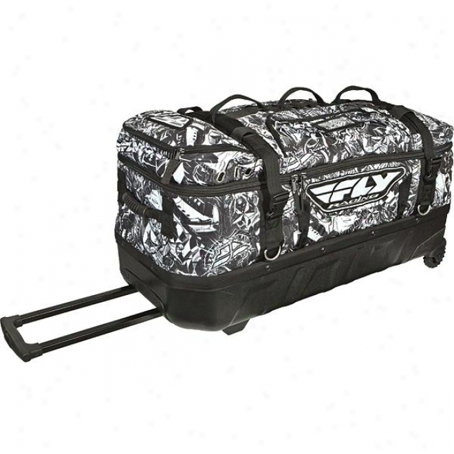 Llmited Edition Moto Vault Roller Bag