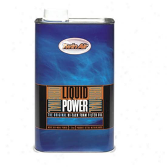 Liquid Power Filter Oil