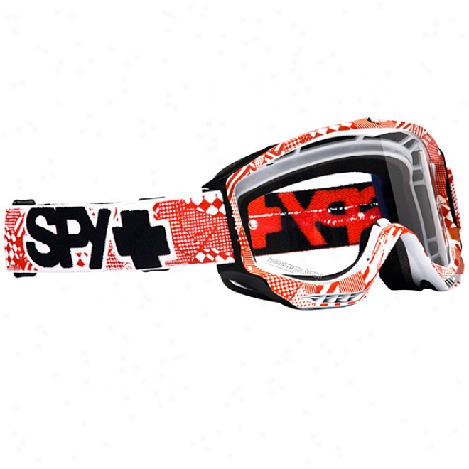 Magneto Pro Series Goggles With Selectron Foam
