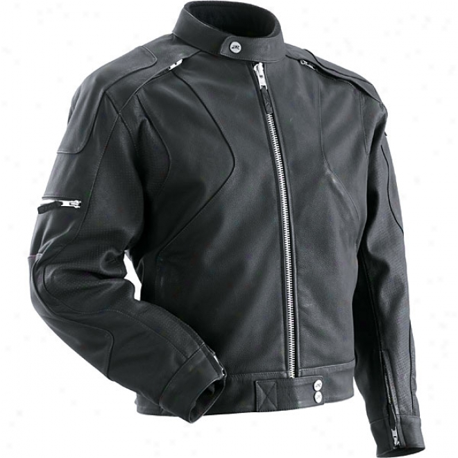 Marauder Leather Jacket