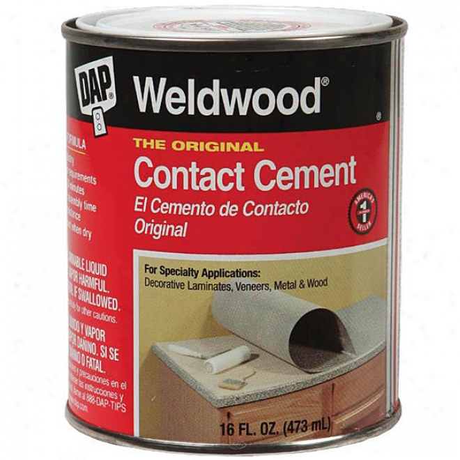Marine Contact Cement