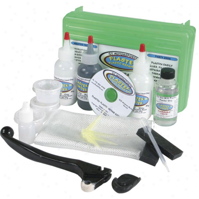 Maqtertedh Plastic Repair Kit