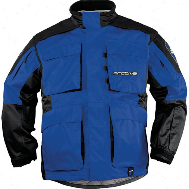 Mechanized 2 Jacket