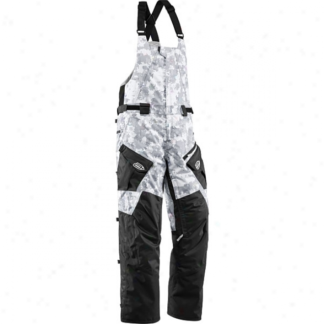 Mechanized 3 Insulated Bib