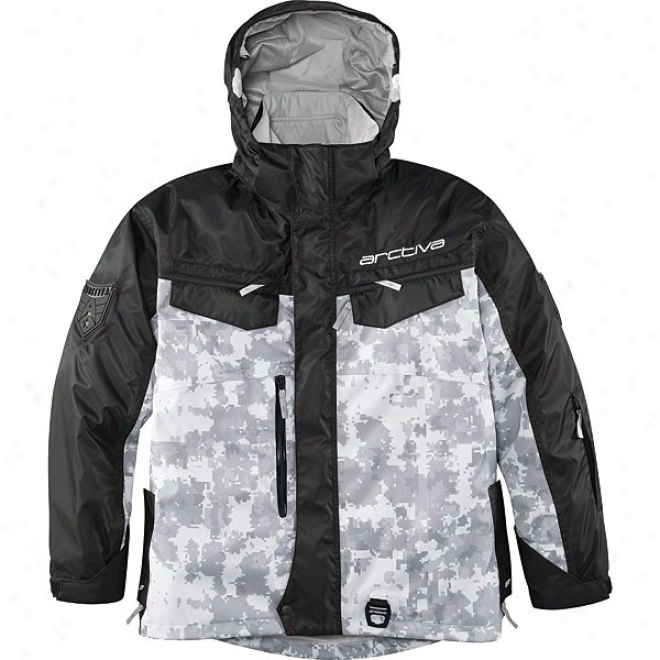 M3chanized 3 Insulated Jacket