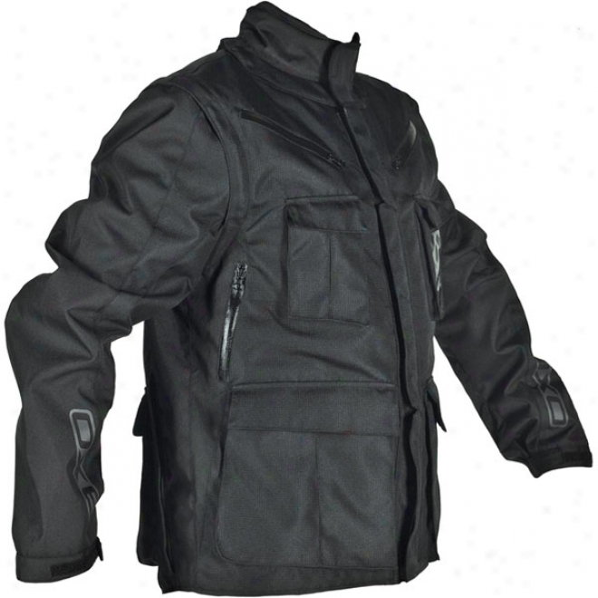 Melbourne Convertible Jacket