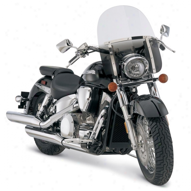 Memphis Slim 15 Inch Windshield