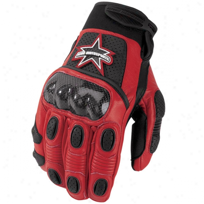 Merc Short Gloves
