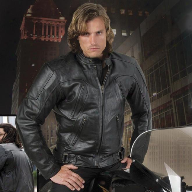 Mesa Leather Jacket