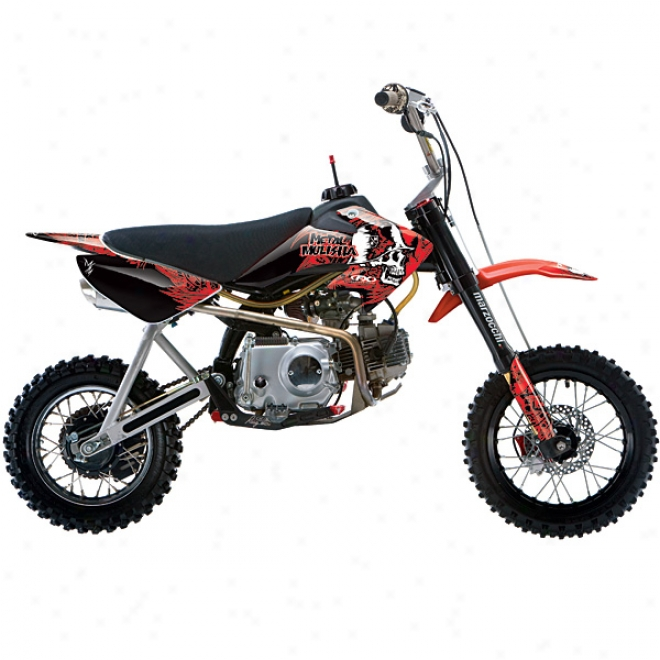 Metal Mulisha Pit Blke Graphics Kit