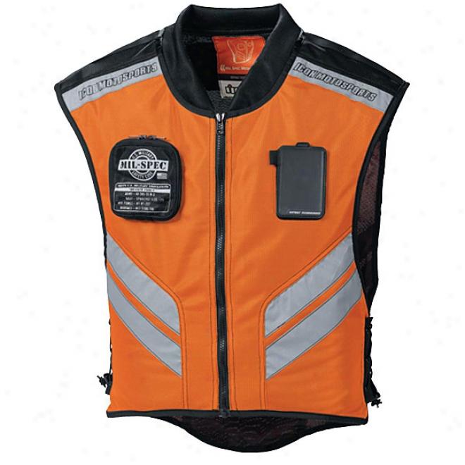 Mil-spec Instructors Vest