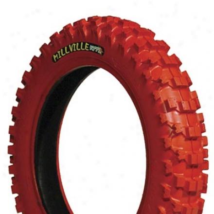 Millvillle Mini Red Tread Tire