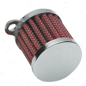 Mini Crankcase Vent Filter
