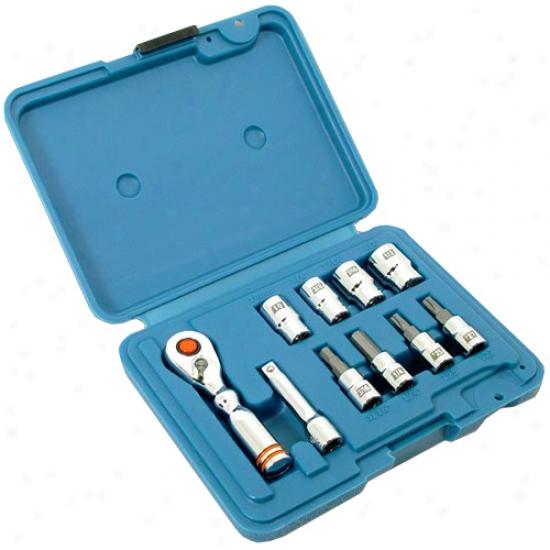 Miniset Compact Tool Kit