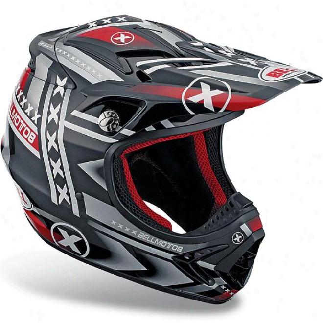 Moto-8 Factory X Helmet
