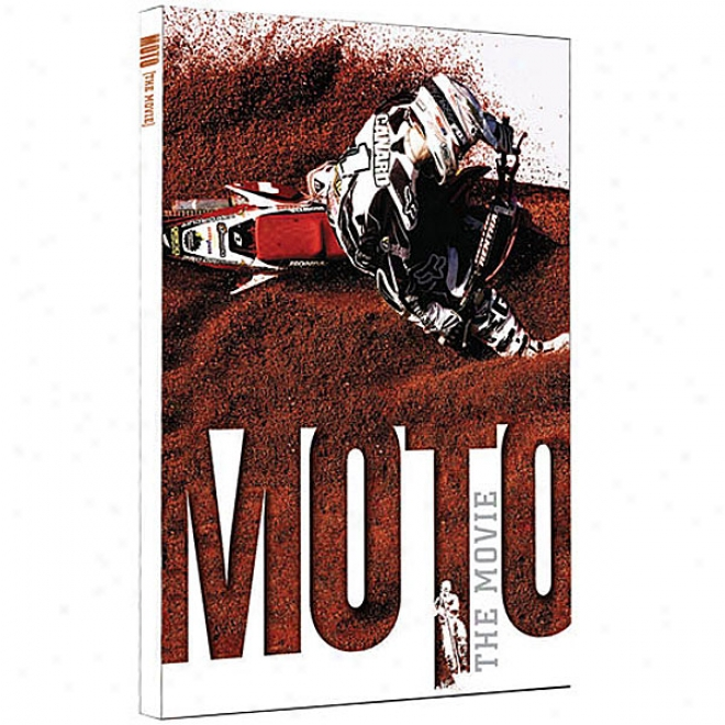 Moto The Movie Dvd