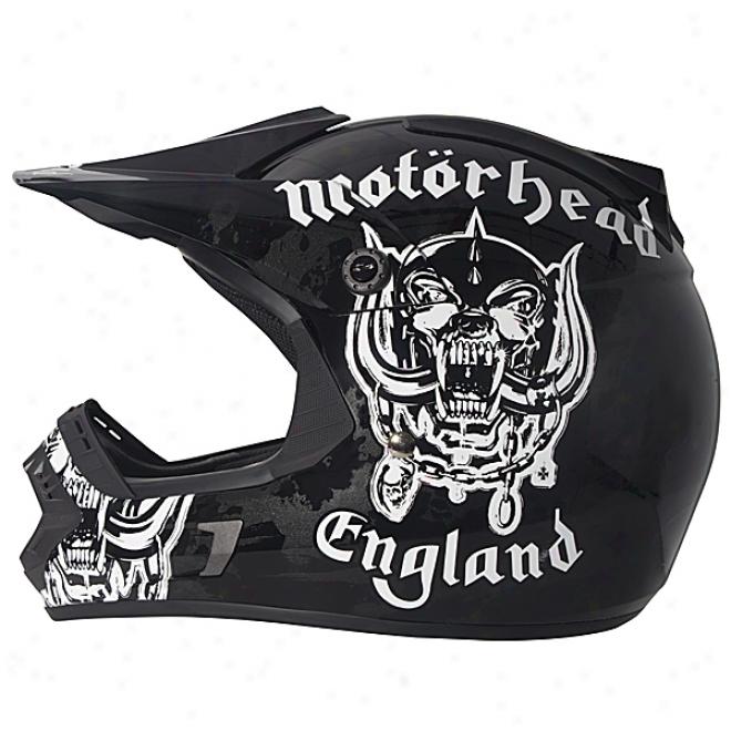 Motorhead Offroad Helmet