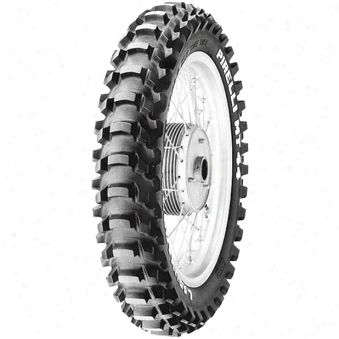 Mt 44 Soft-intermediate Rear Tire