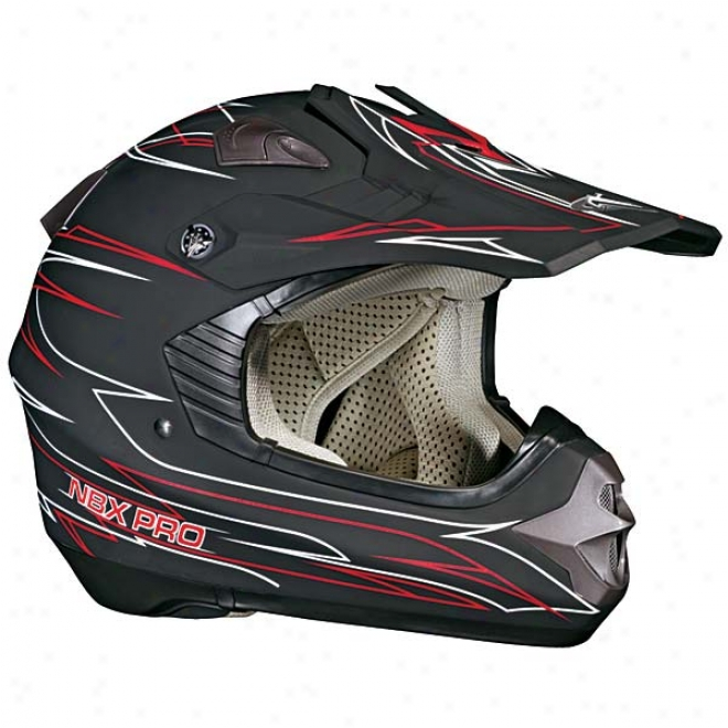 Nbx-pro Pinstripe Helme