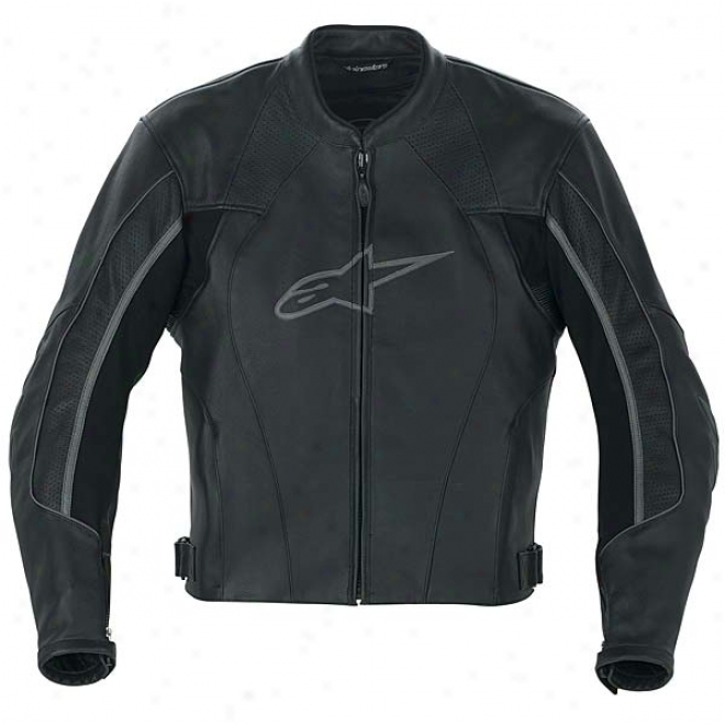 Octane Leather Jacket