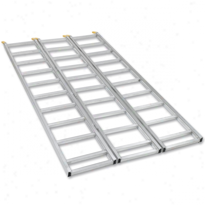 Official Nra Tri-fold Aluminum Ramp