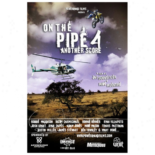 On The Pipe 4 Dvd - Another Score