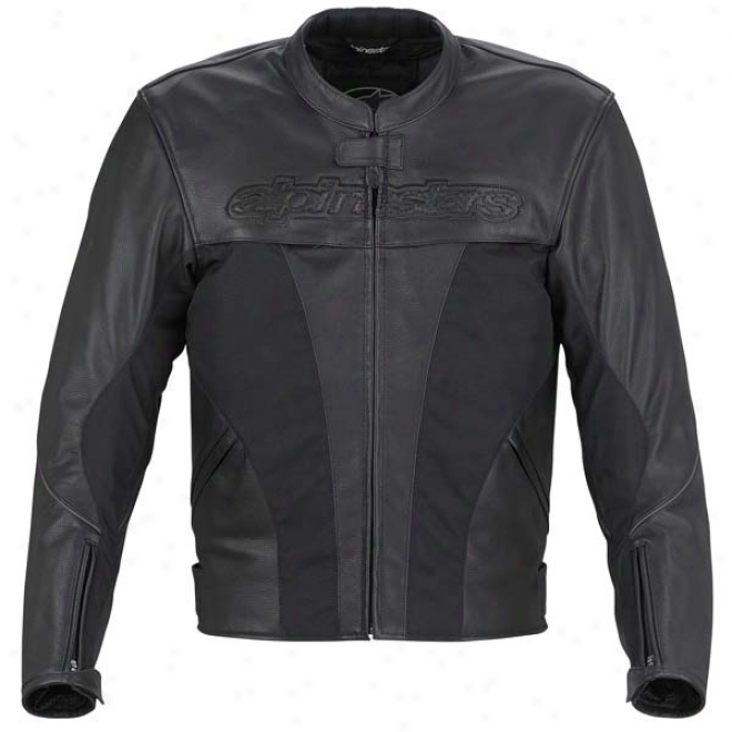 P-rock Leather Jacket