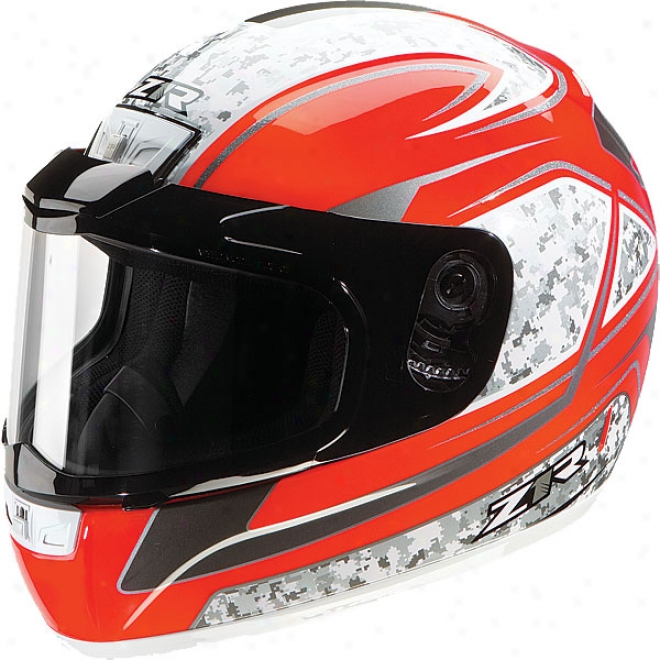 Phantom Sno-tron Snow Helmet